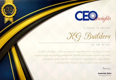 Best Builder 2018 – CEO Insights for