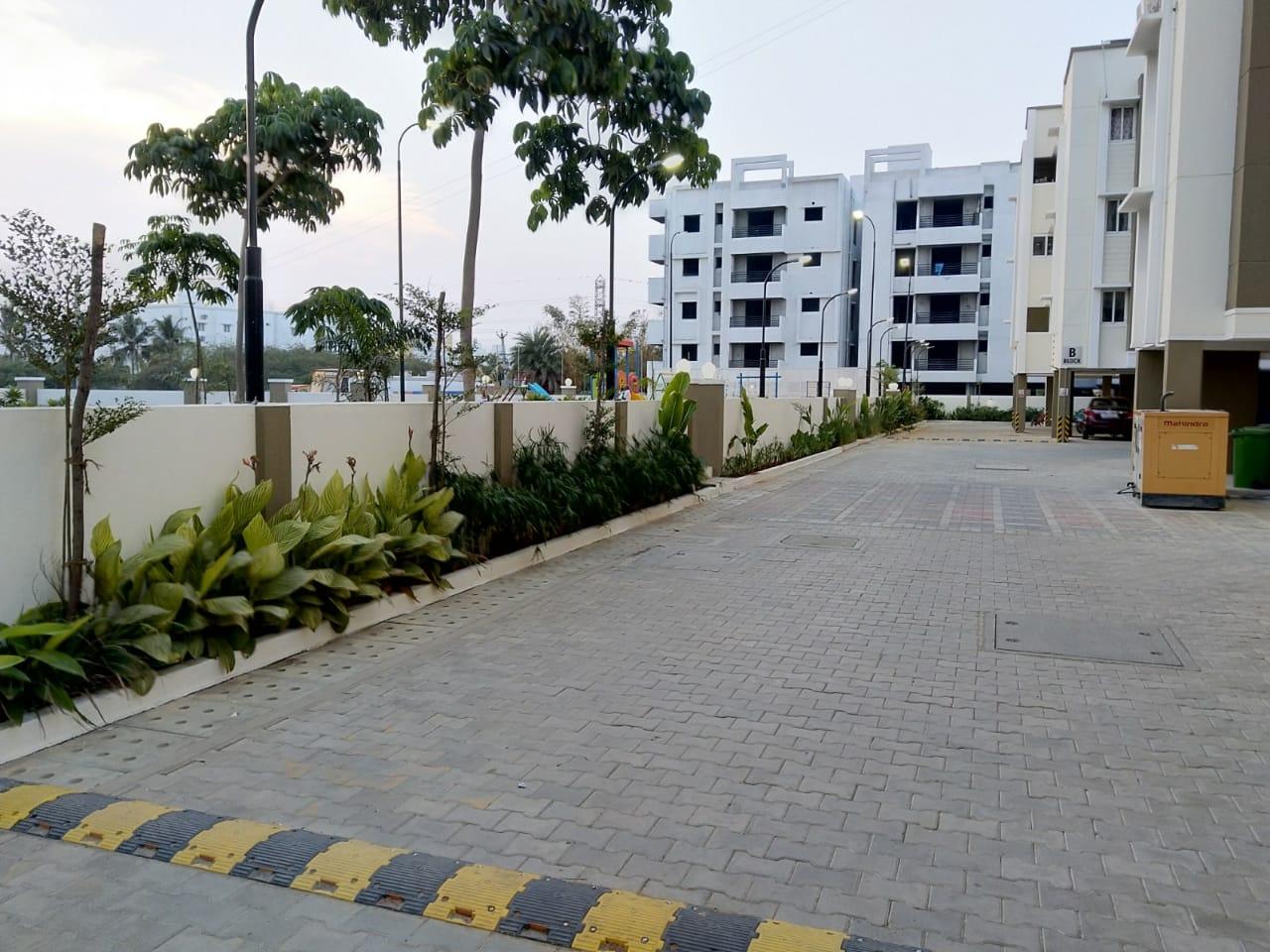 apartments near perumbakkam - KG Builders