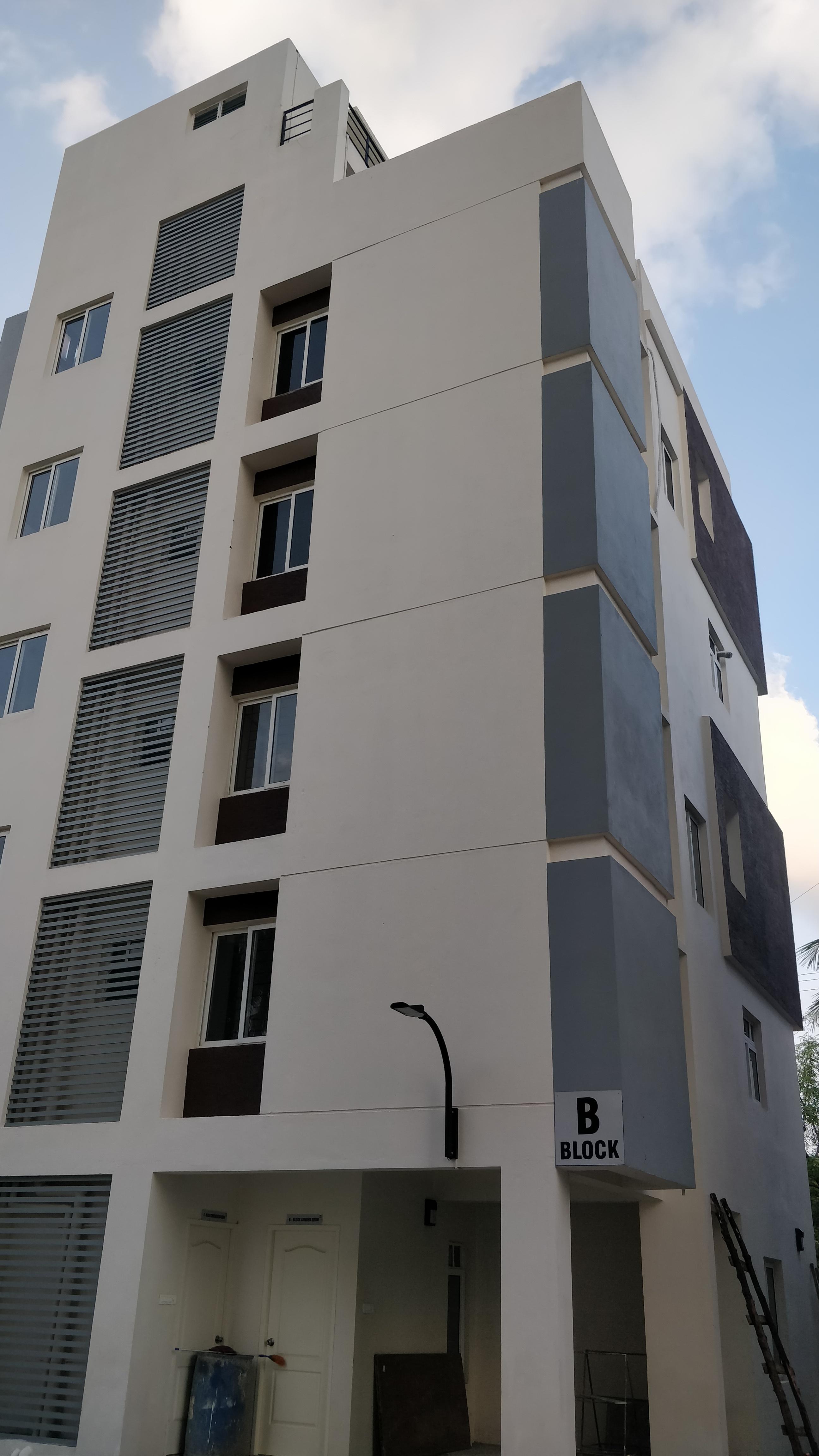 2 bhk flats in omr - KG Builders