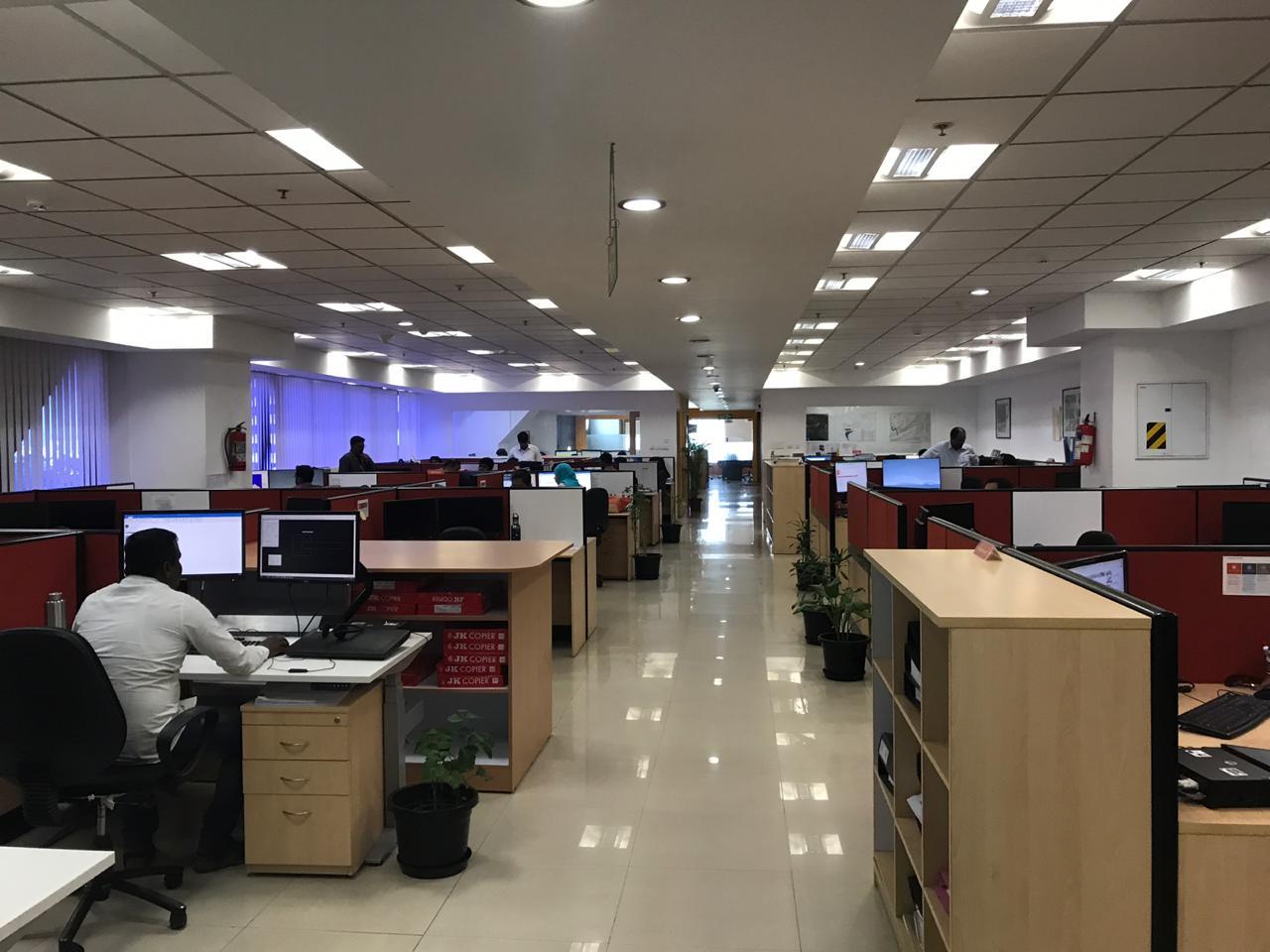 office space for rent in perungudi - KG Builders