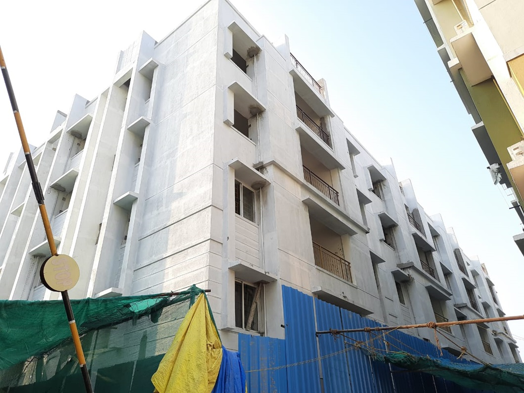 flats for sale in siruseri - KG Builders